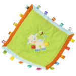 Taggies™ Casey Cow Cozy Security Blanket