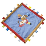 Taggies™ Buddy Dog Cozy Security Blanket