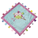 Taggies™ Oodles Owl Cozy Security Blanket (SKU: TG39306)