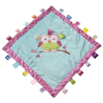 Taggies™ Oodles Owl Cozy Security Blanket