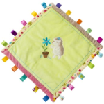 Taggies™ Petals Hedgehog Cozy Security Blanket