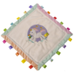 Taggies™ Dreamsicle Unicorn Cozy Security Blanket