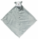 Angel Dear™ Blankie - Bulldog - Grey (SKU: AD1189)